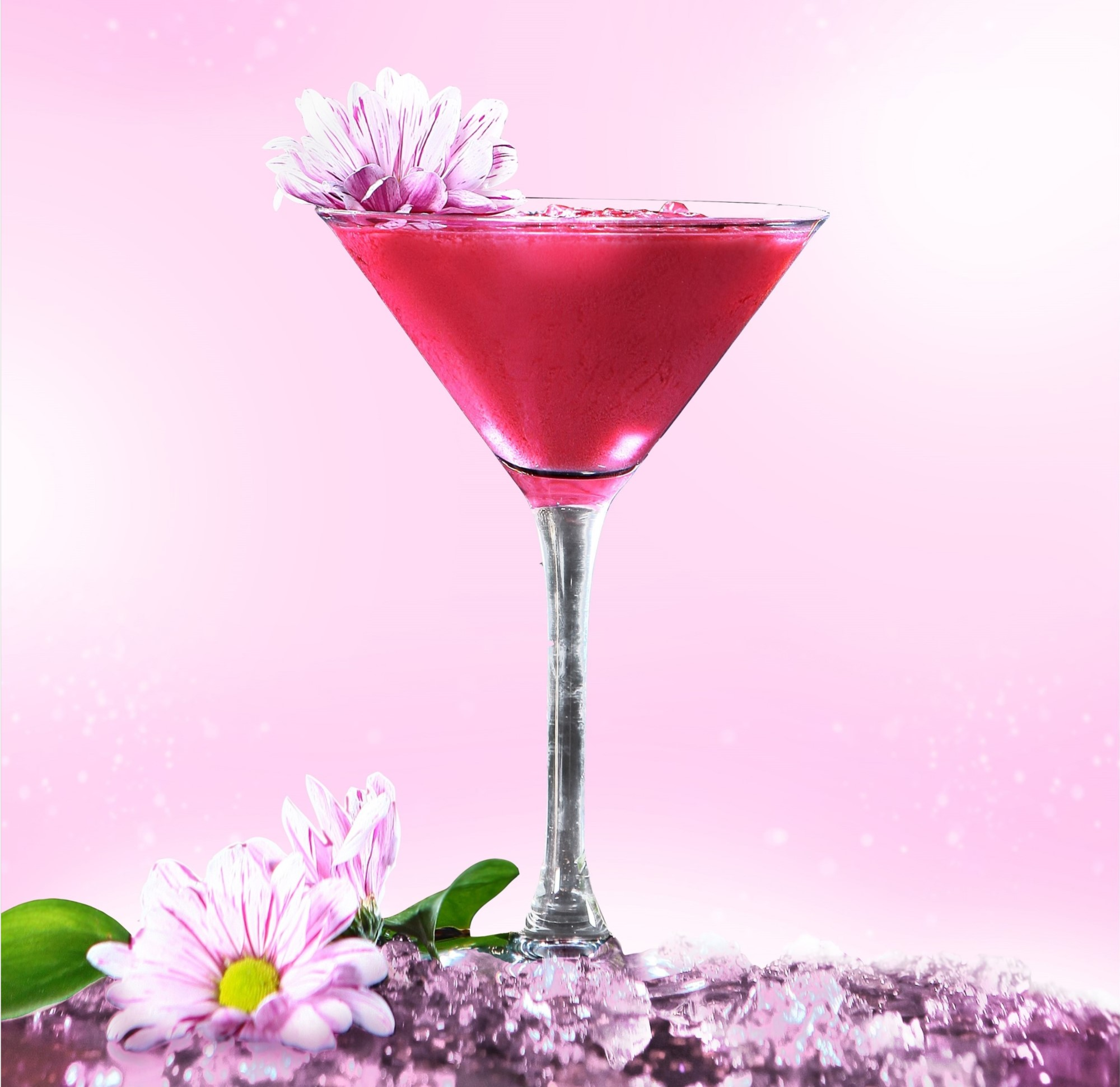 Share a moment around Porto CRUZ Pink cocktails !