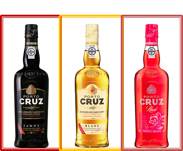 Set off on a discovery to Porto CRUZ Classic range!