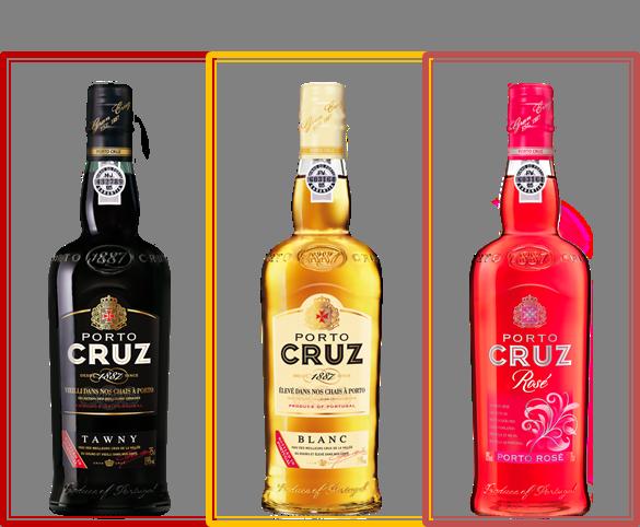 Maak kennis met het gamma van de Porto CRUZ Classic!